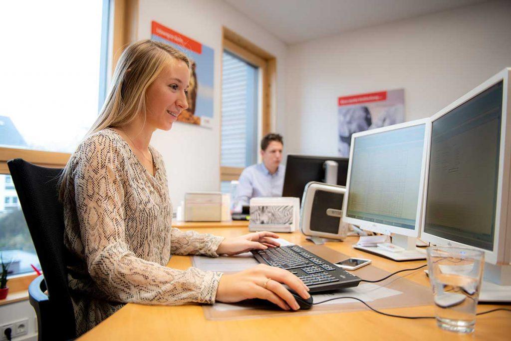 rzh Impressionen und Räumlichkeiten: Mitarbeiter-Portale
