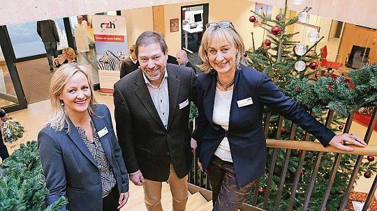 RZH - Aktuell: Nachhaltigkeitspreis für Neubau
