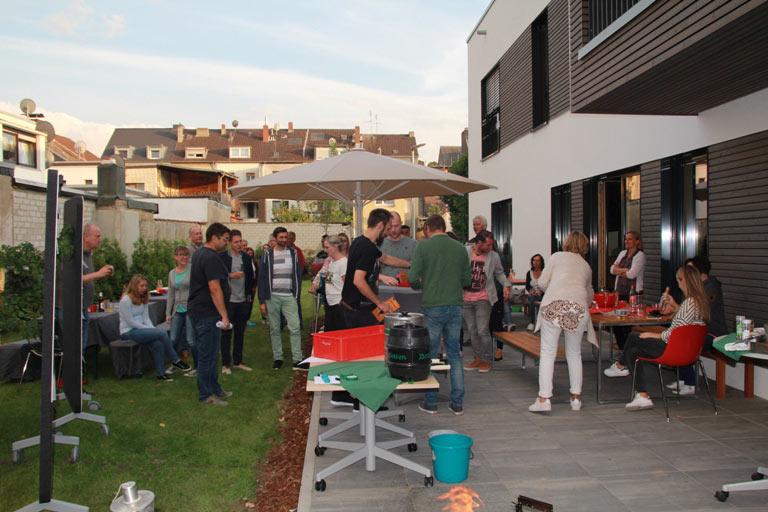 RZH - Aktuell: RZH Sommerfest 2018